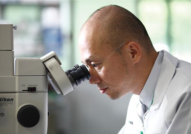 協和発酵バイオは発酵法・アミノ酸のパイオニア